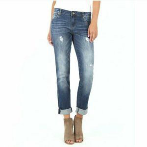 Kut from the Kloth Catherine Distressed BF Jeans